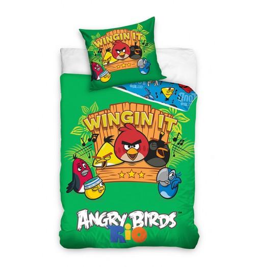 Pościel - Angry Birds