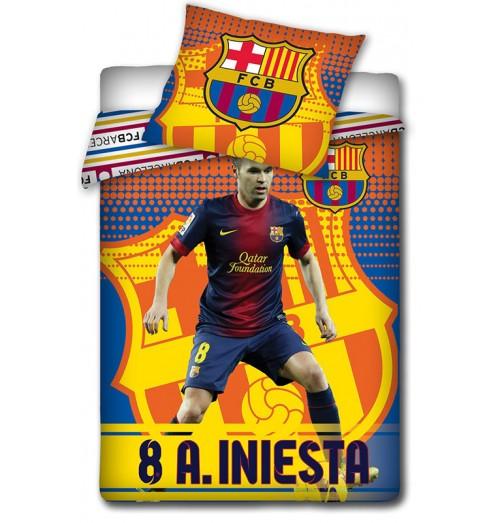 Pościel - FC Barcelona - Wzór 5