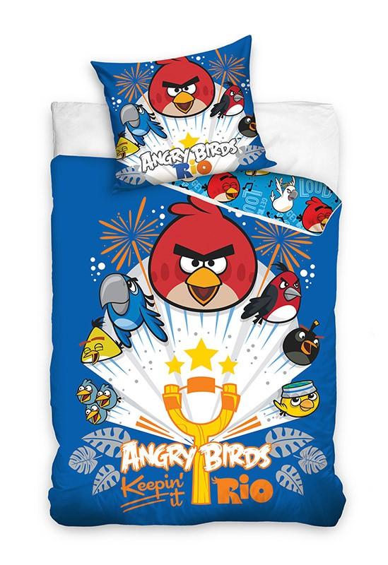 Pościel - Angry Birds - Wzór 8
