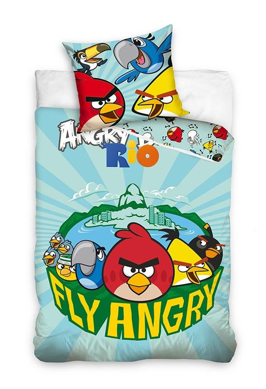 Pościel - Angry Birds - Wzór 10