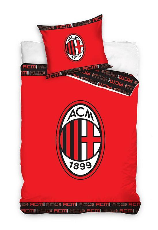 Pościel licencyjna AC Milan, AC Milan czerwony