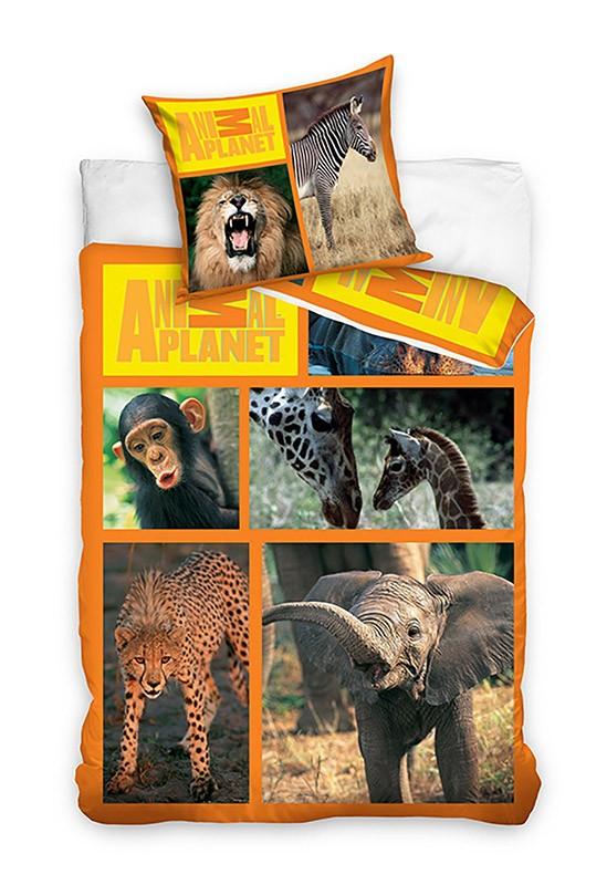 Pościel - Animal Planet - wzór 6
