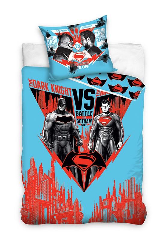 Pościel - Batman V Superman - Wzór 4