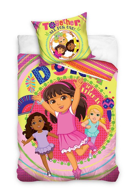 Pościel - Dora i Przyjaciele