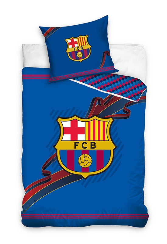 Pościel - FC Barcelona - Wzór 8