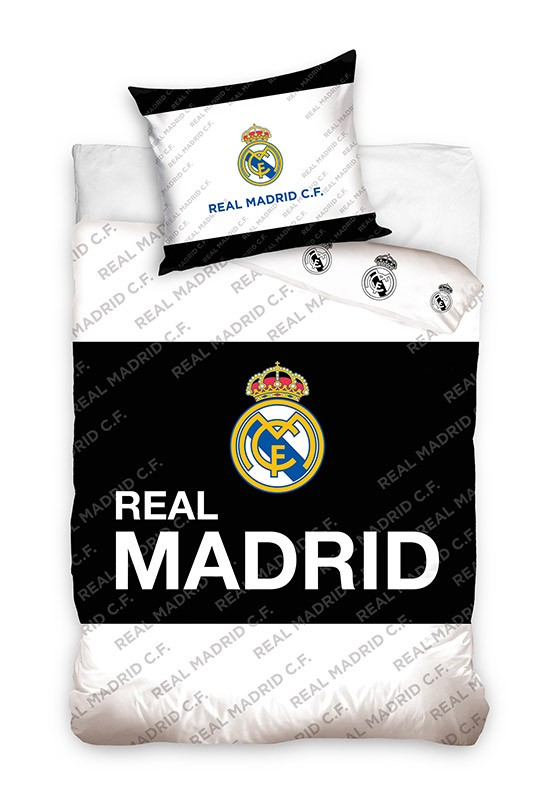 Pościel - Real Madrid - Wzór 5
