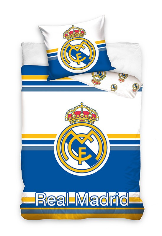 Pościel - Real Madrid - Wzór 7