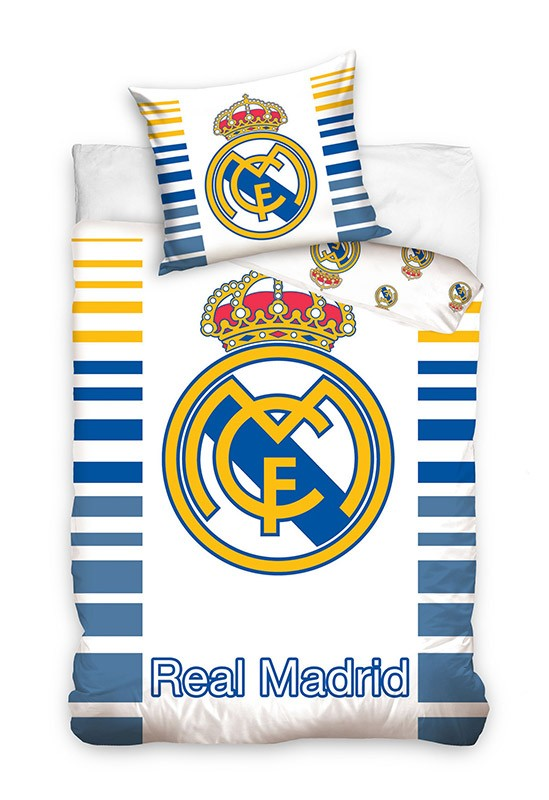 Pościel - Real Madrid - Wzór 8
