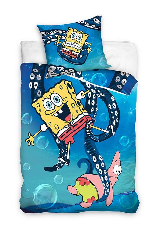 Pościel - SpongeBob - wzór 3