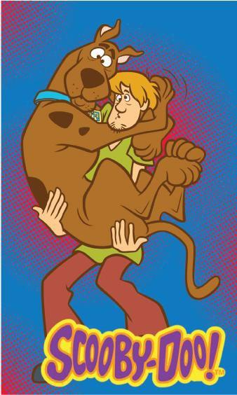 Ręcznik - Scooby Doo - Wzór 3