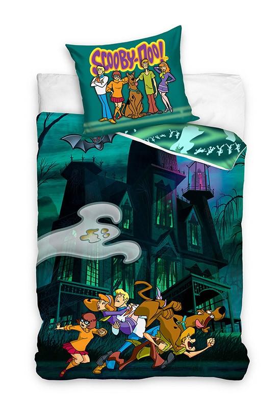 Pościel - Scooby Doo - Wzór 4