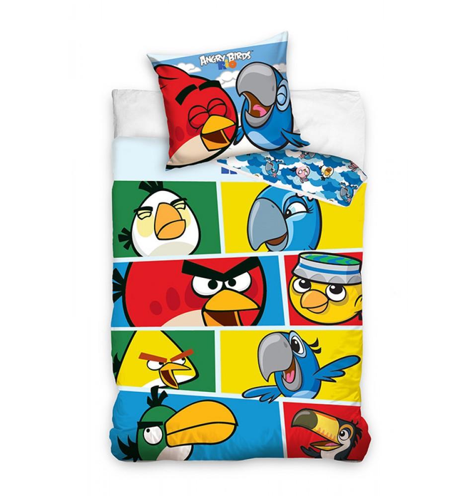 Pościel - Angry Birds - Wzór 6