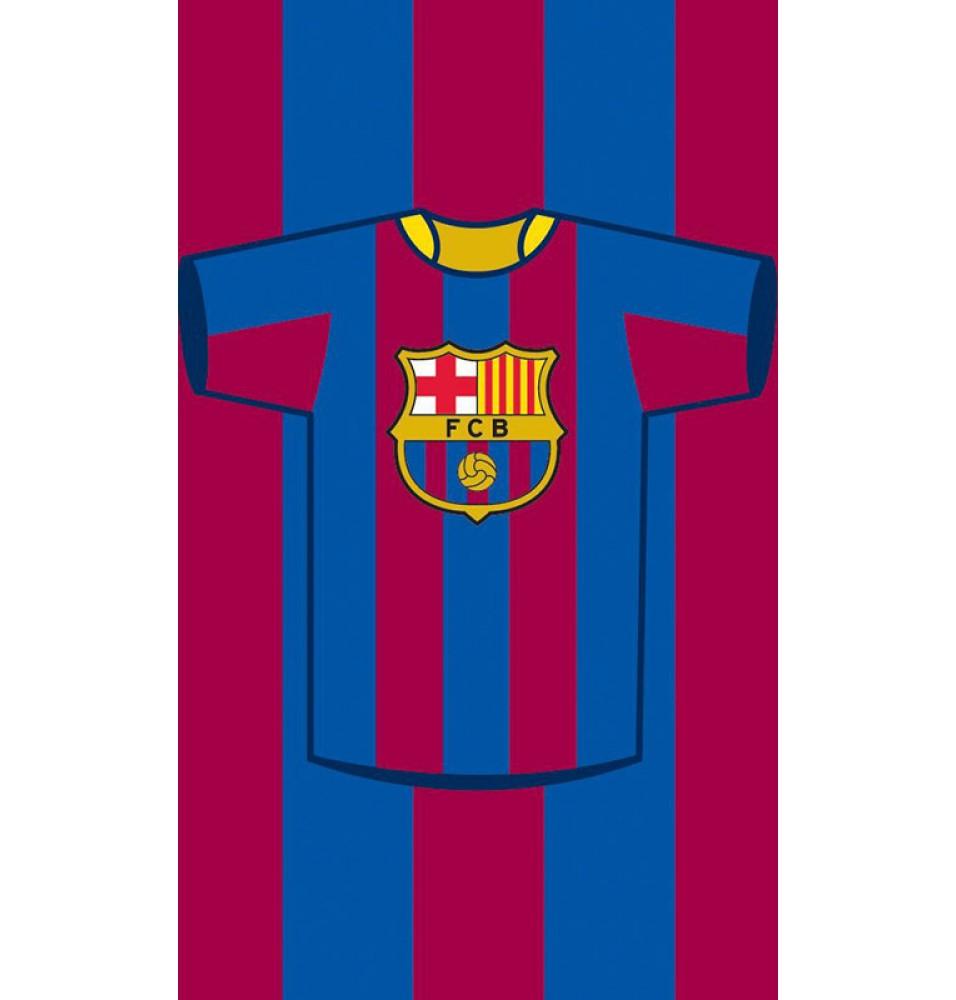 Ręcznik - FC Barcelona - Wzór 3
