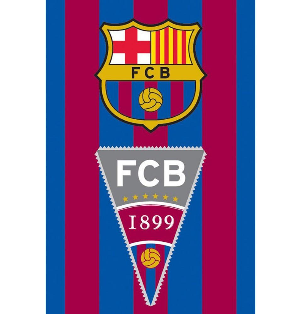 Ręcznik - FC Barcelona - Wzór 4