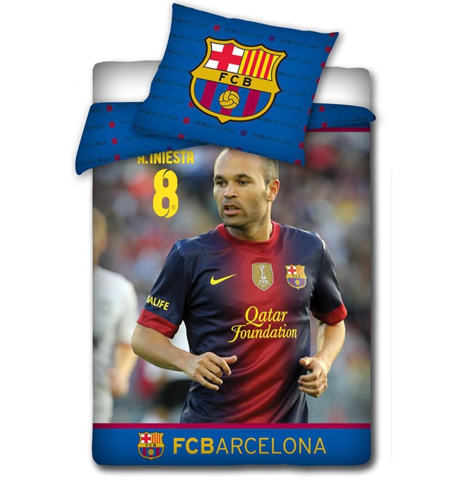 Pościel - FC Barcelona - Wzór 10