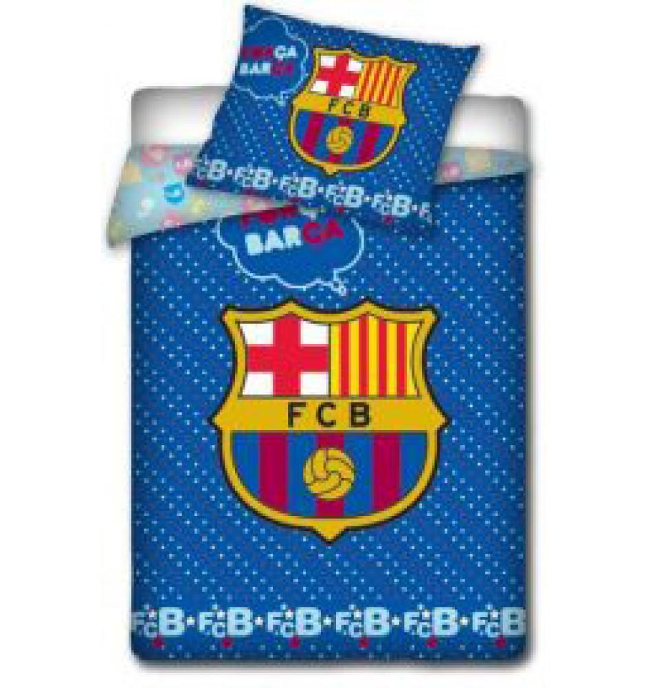 Pościel - FC Barcelona - wzór 2