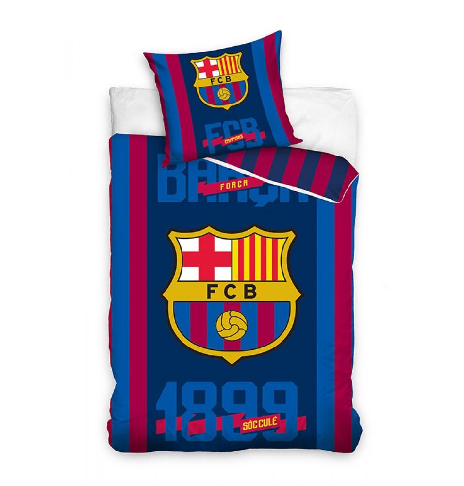 Pościel - FC Barcelona - Wzór 12