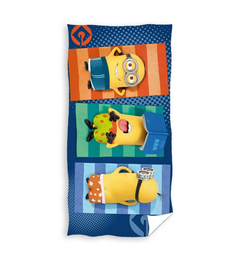 Ręcznik - Minionki