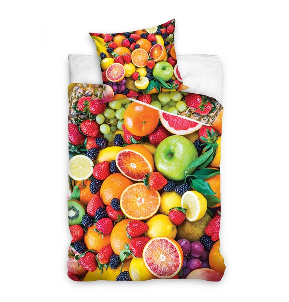 Pościel - Owoce