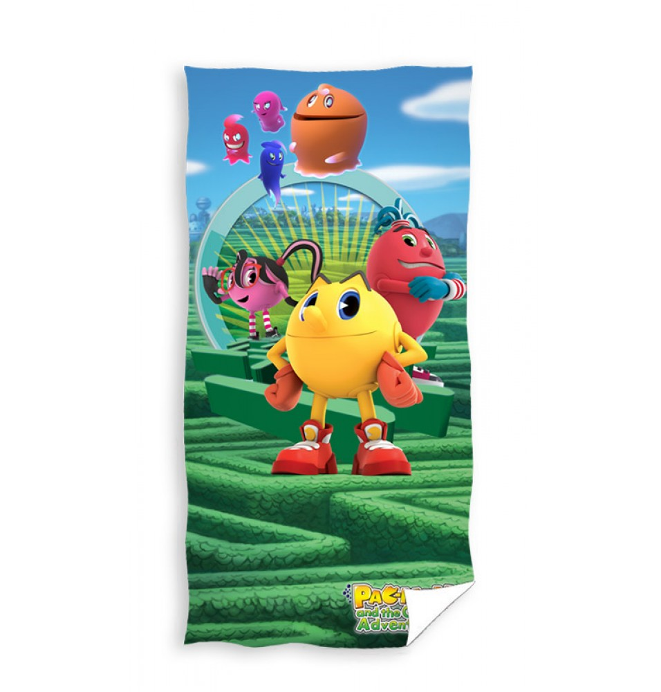 Ręcznik - Pacman
