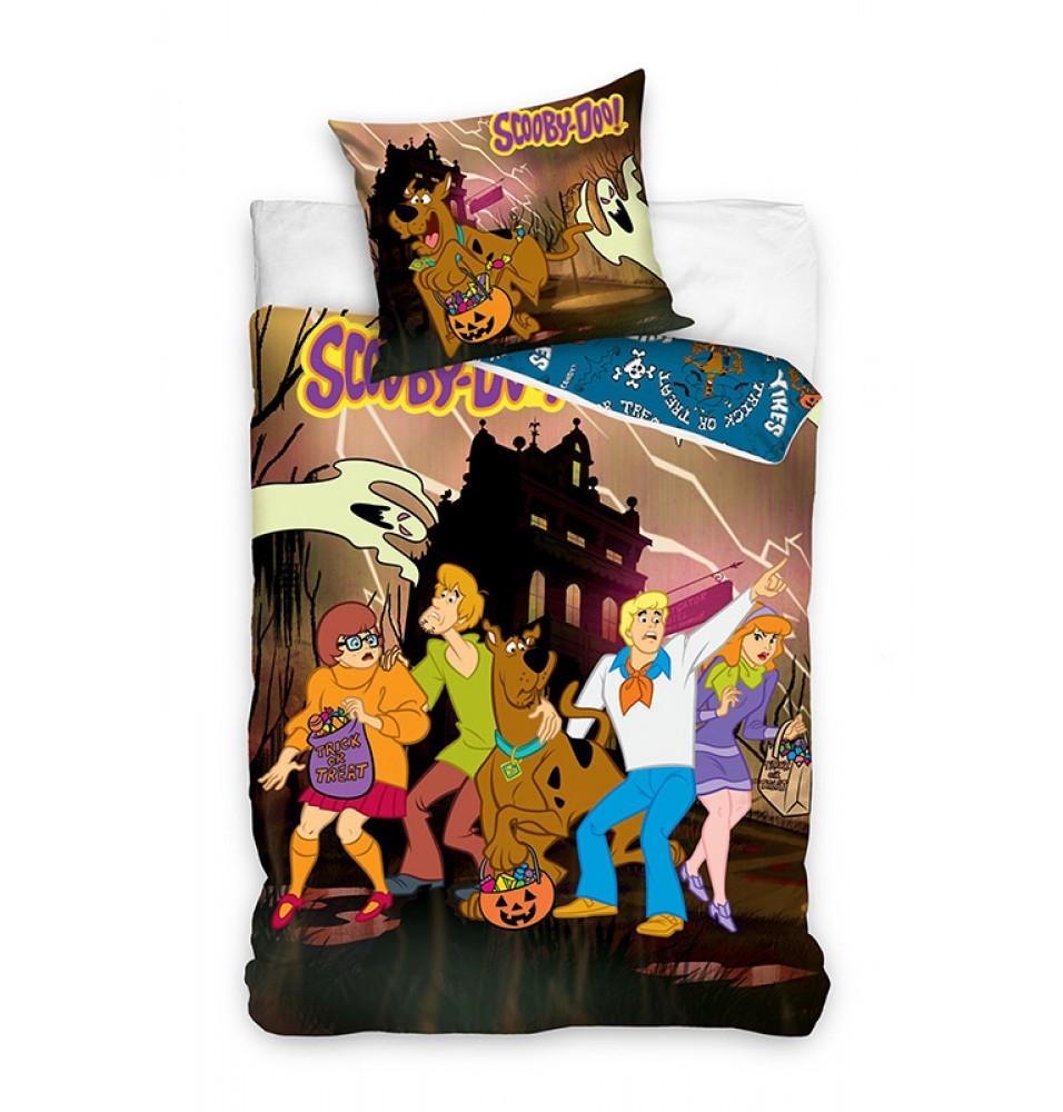 Pościel - Scooby Doo - wzór 2