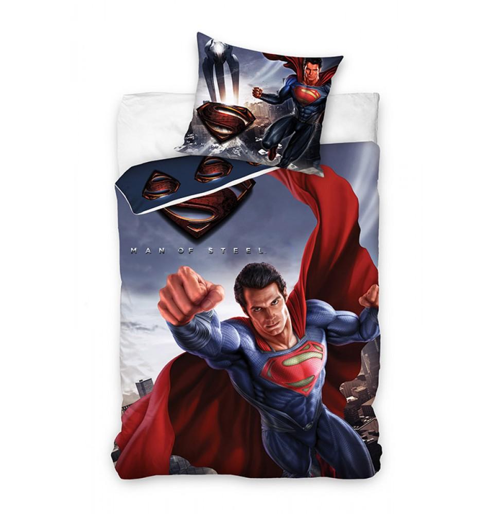 Pościel - Superman - Wzór 4