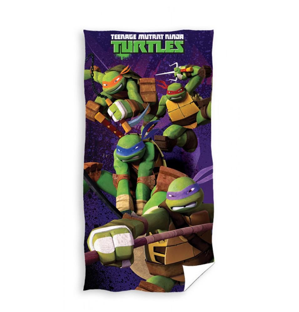 Ręcznik - Wojownicze Żółwie Ninja